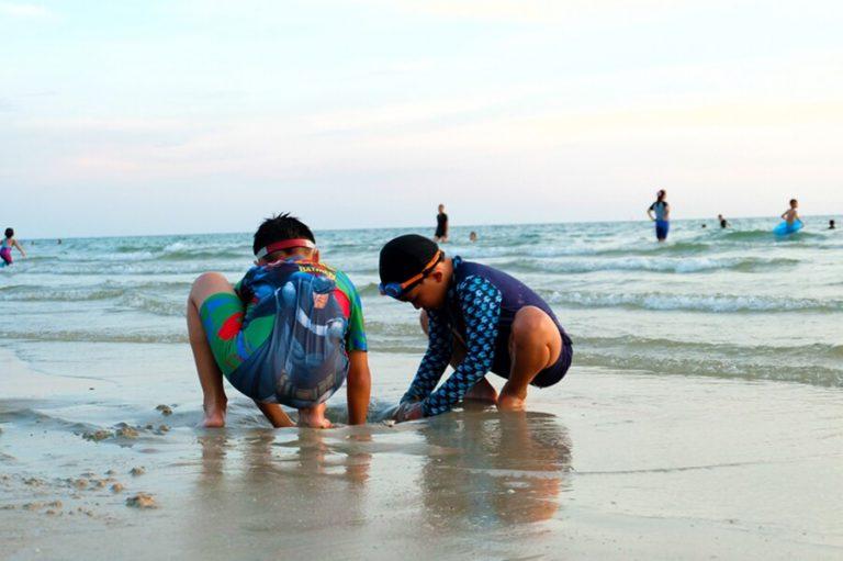 Chaolao Cabana Resort : Chaolao Beach>
