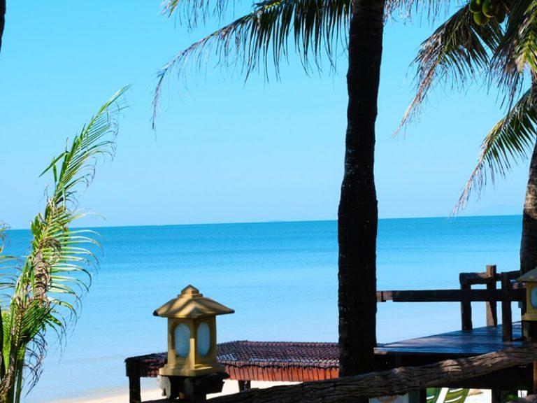 Chaolao Cabana Resort : Chaolao Beach