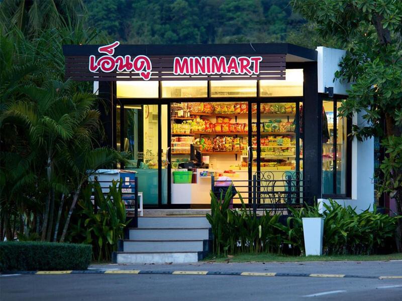 Chaolao Cabana Resort : Endoo Minimart