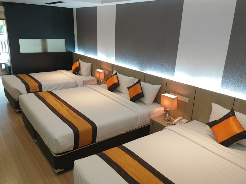 Chaolao Cabana Resort : Family Deluxe Room